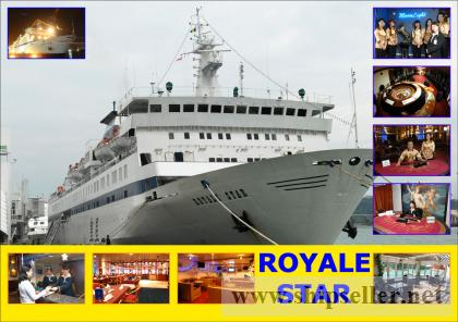 ROYALE STAR for SALE, 750 Passenger