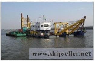 Cutter Suction Dredger Fleet for sale