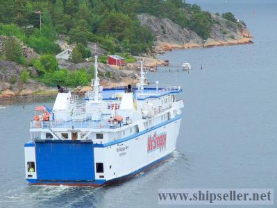Sell pax ship 387 pax year 2000 loa 75,40 mt