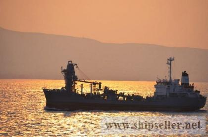 CEMENT CARRIER FOR SALE SDWAT: 5016 M.T. BLT 1979