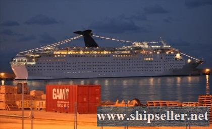 Cruise Ship for Sale 221 m / BLT1985 726  PAX 1794 Cabins1794 Berths