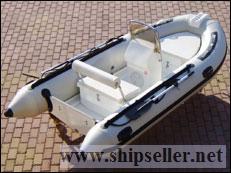 2011 Rigid boattom inflatable