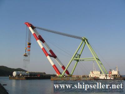 1200TON FLOATING CRANE FOR SALE(SDM-FC-200)