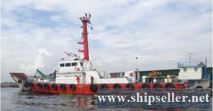4000PS MULTI PURPOSE TUG BOAT FOR SALE(SDM-TB-206)