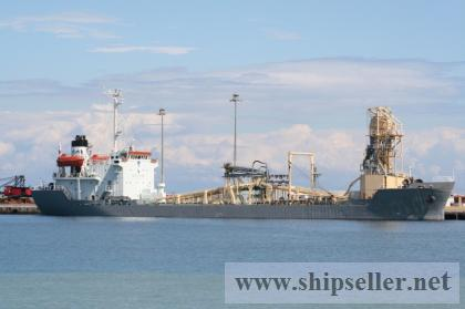 CEMENT CARRIER FOR SALE SDWAT: 4.844 M.T BLT 1978