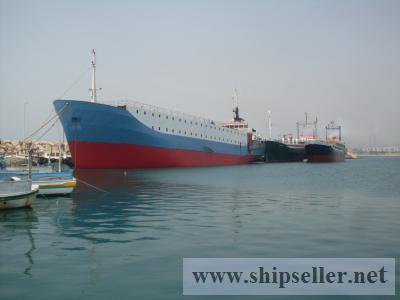 LIVESTOCK CARRIER  FOR SALE BUILT 22.12.76 / 3210 MT DWAT