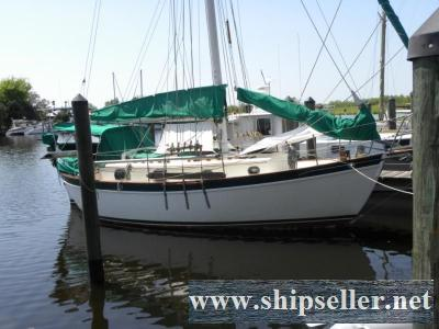 31' Pacific Seacraft Mariah 1979
