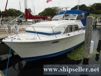 35' Chris-Craft 350 Catalina 1974
