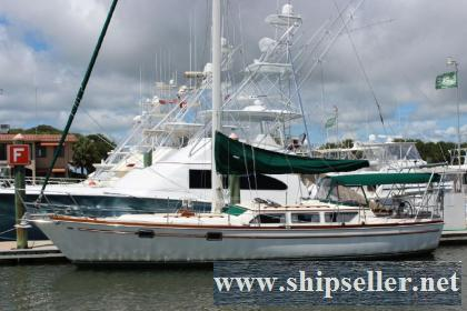 39' Gulfstar 39 Sailmaster