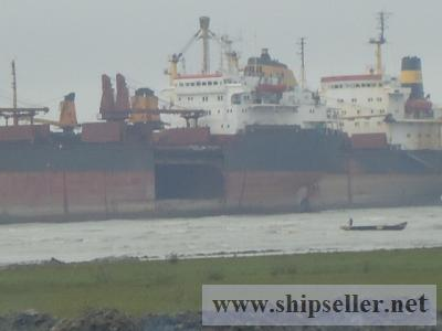 we need scrap vessels