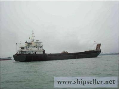 3500 DWT 278FT LCT FOR SALE BLT 2009
