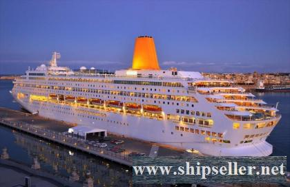 Passenger Cruise Ship for Sale BLT1995