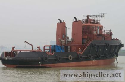 new built 34.5m 3200hp tugboat for sale