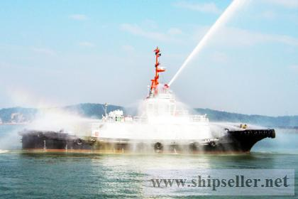new built 36m 4000hp ASD harbour tugboat for sale