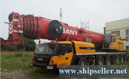 kenya used sany crane sany mobile crane truck crane 5t 10t 20t 25t 30t 35t 50t 70t 75t 80t 100t 120t