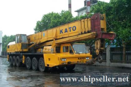 used kato crane in zoomlion kato mobile crane 50t 25t 20t 100t 75t 50 ton 25 ton truck crane sale bu