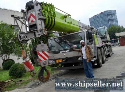 buy used crane in Eritrea Ethiopia Gabon Gambia Ghana Guinea mobile crane truck crane sale sell rent