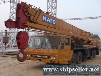 buy used crane in Mauritania Mauritius Morocco Namibia Niger Nigeria mobile crane truck crane sell r