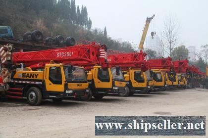 buy used crane in South Africa Togo Tunisia Uganda Zambia Zimbabwe mobile crane truck crane sell ren