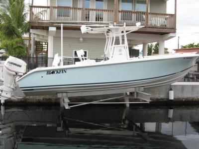 27 Blackfin 2007