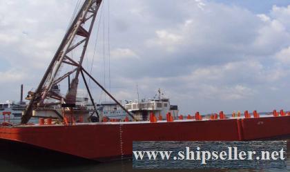 180ft deck Cargo barge