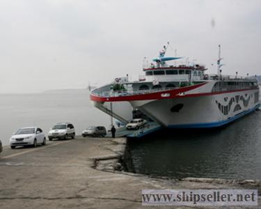 LCT type RORO CAR FERRY-GM_CF_1600T_1999