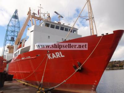 General Cargo, Reefer/Container/Pallet Ship For TC / Sale