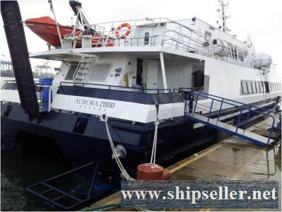 MV AURORA 2000