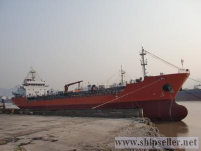 6000dwt Tanker 3A-3348 for Sale