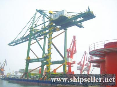 8000T Deck Barge For Sale