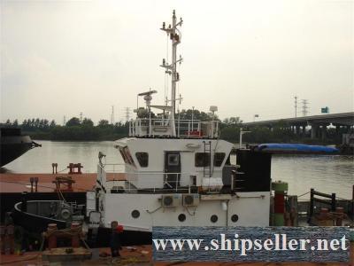 1000hp tugboat for resale