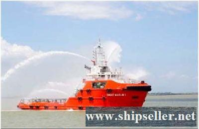 60.5m 6800hp Offshore Supply Vessel For Sale