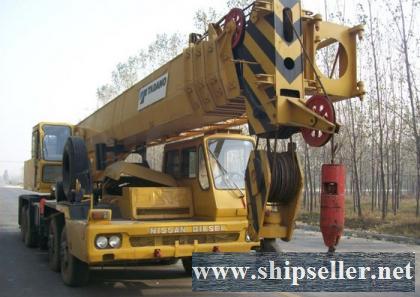 buy sell used crane tadano crane kato crane in kenya mobile crane truck crane for sale