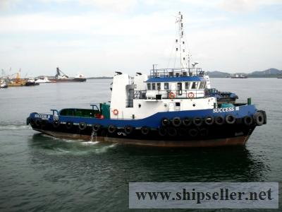 2400hp Tug Boat for Sale