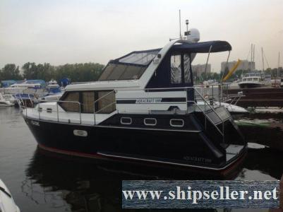 176 . Motor yacht Aquacraft-1000