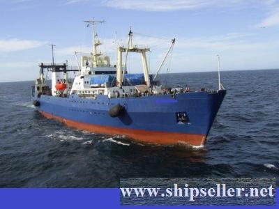 "196.Trawler ""Pulkovsky meridian"" type"