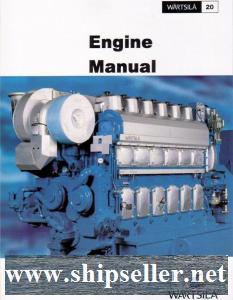 MAIN ENGINES WARTSILA 6L20