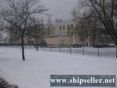 274. Shipping Company Administrative buildings in town of Strelna, St.-Petersburg