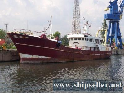 369. Utility ship