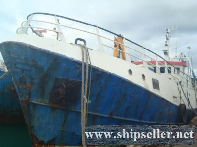 370. Fishing boat