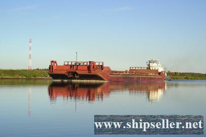 376. Plate barge 3500 t.