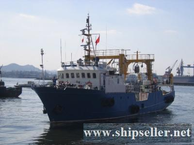 378. Fishing trawler