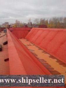 380. Bunker river barge - 2500 t.