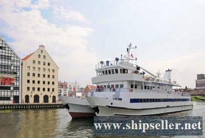 412. Passenger catamaran - 250 PAX