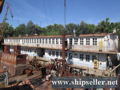 135. Factory shop