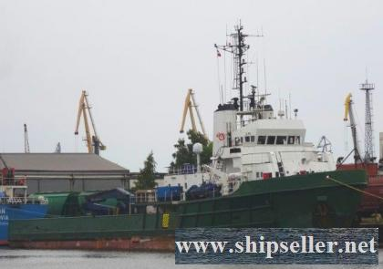 4. Tug-Supply-Salvage – PRICE REDUCED - 250'000euro