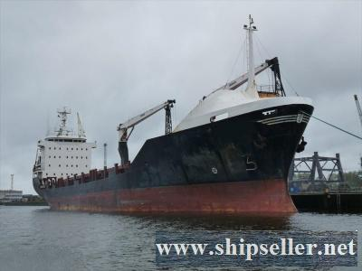 172. Geared MPP vessel for low price - 650 000 euro