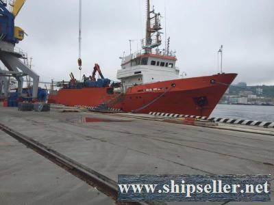 176. Fishing trawler