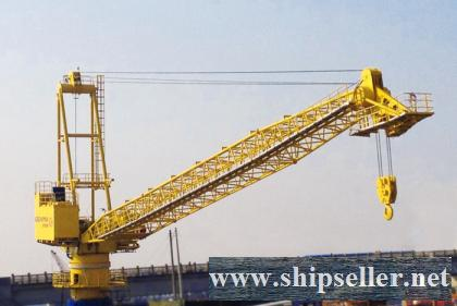 MARINERUS - distributor for GENMA Floating and Offshore Lift Crane