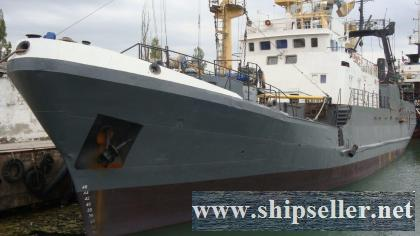 303. Fishing-search vessel SRTM-K, 1988 y. RS till 2021